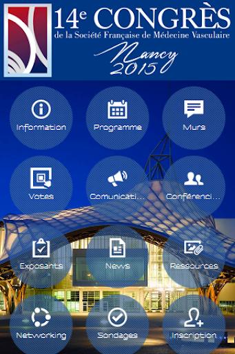 Congrès SFMV 2015