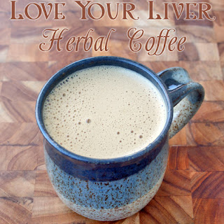 Love Your Liver Herbal Coffee