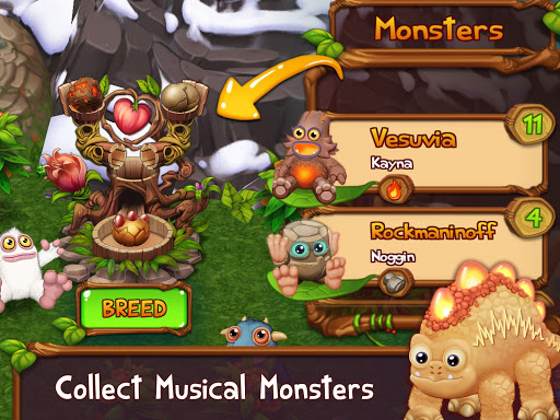 My Singing Monsters: Dawn of Fire modavailable screenshots 7