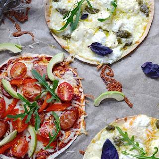 Zero to Hero Skinny Pizzas