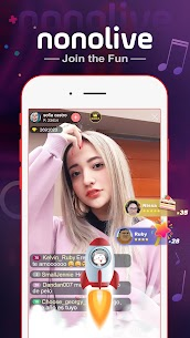 Nonolive – Live Streaming & Video Chat 3