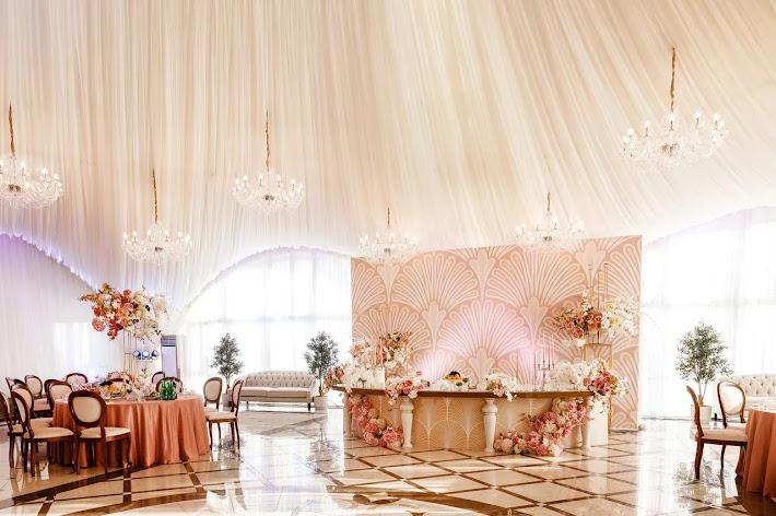 Фото №5 зала Шатёр «Зимний сад»