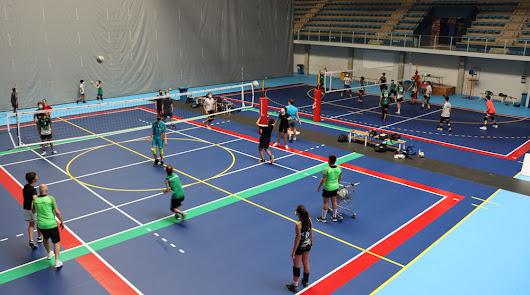 Unicaja Costa de Almería y su 'Verano Voleibolero'