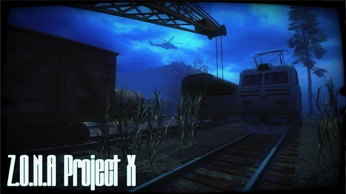 Z.O.N.A Project X- screenshot