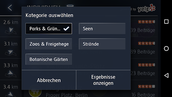 My Guide – Miniaturansicht des Screenshots