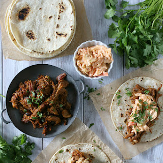 Pulled Pork Tacos With Slaw Recipes.