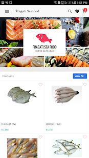 Pragati Sea Food - náhled