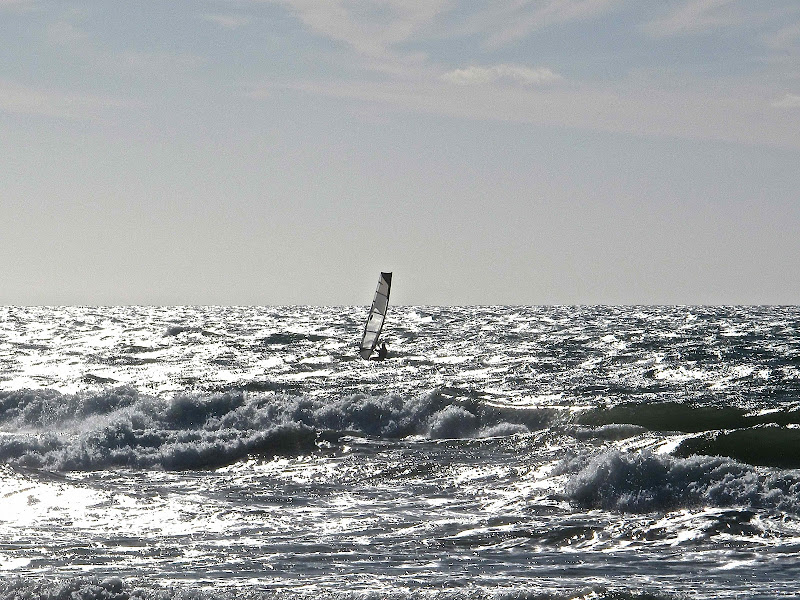 Solitario sull'oceano. di sangiopanza
