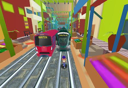 Train Rush 2 - náhled