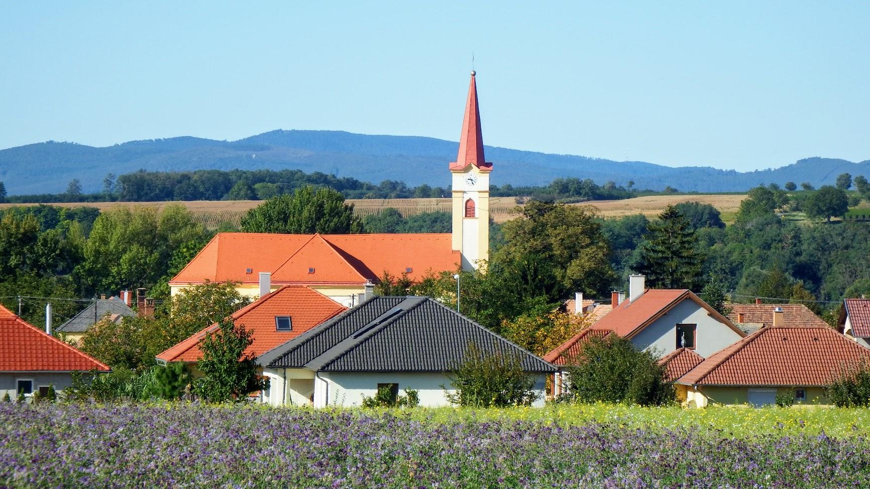 Zsira - Szent Lőrinc rk. templom