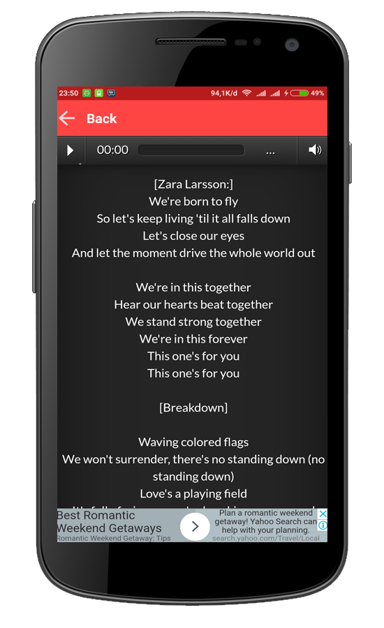 Lyric forever full house lyrics : Zara Larsson Song Lyrics - Android Apps on Google Play