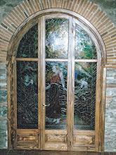 Photo: porta finestra