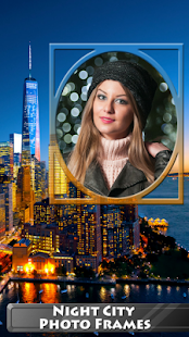 Download Night City Photo Frames For PC Windows and Mac apk screenshot 1