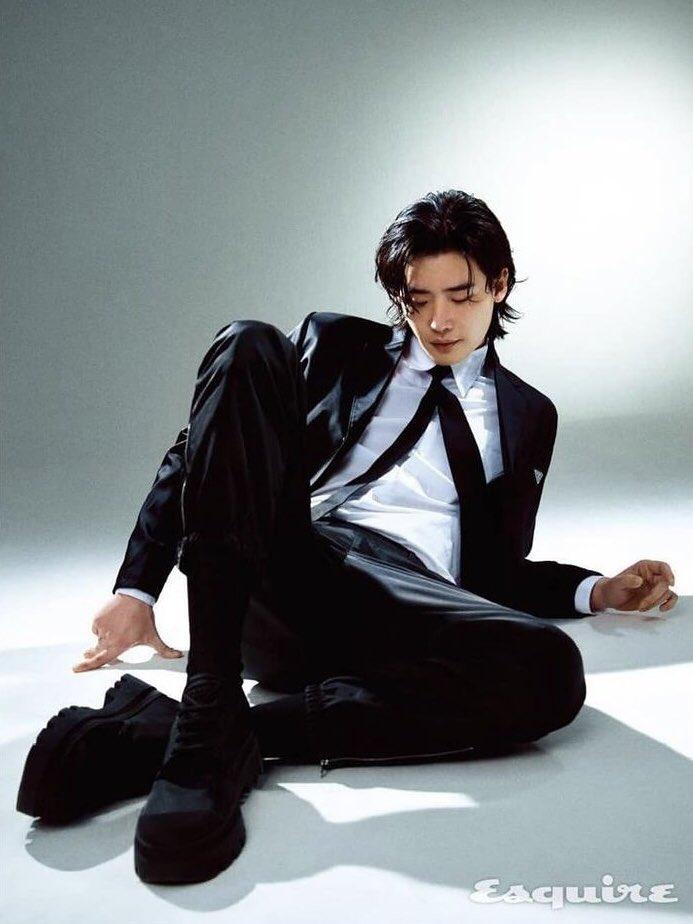esquire korea lee jong suk