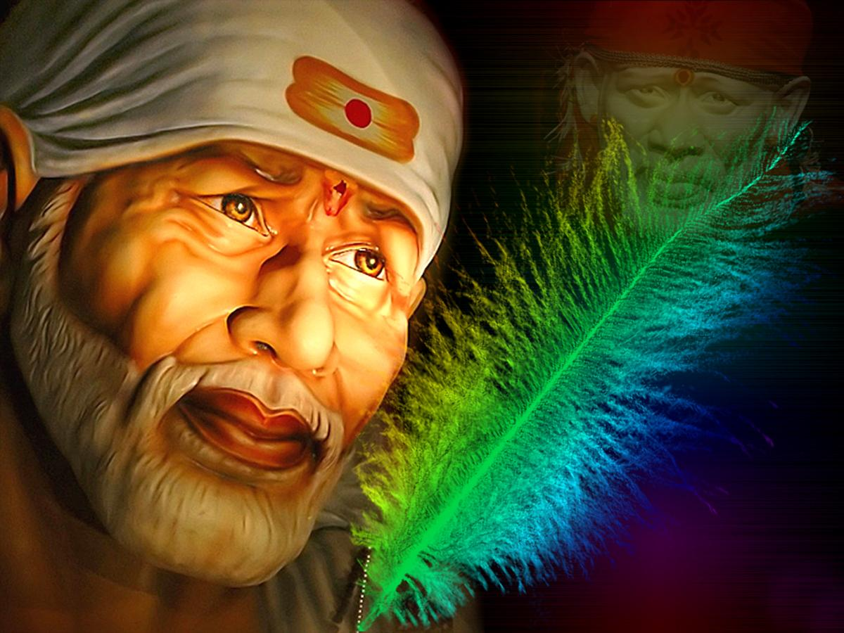Hd wallpaper sai baba - Sai Baba Sabka Malik Ek Screenshot