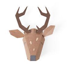 Sizzix Thinlits Dies - Origami Reindeer