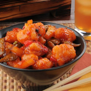 Brown Sugared Sweet And Sour Chicken