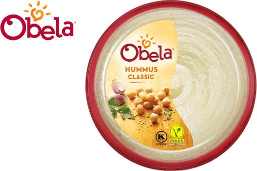 Bild für Cashback-Angebot: Obela Hummus Classic - Obela
