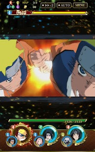 Ultimate Ninja Blazing- screenshot thumbnail