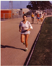Photo: 1978 50-mile US National Championship Santa Monica College Track