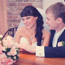 Wedding photographer Andrey Solovev (Soloviev). Photo of 23.01.2014