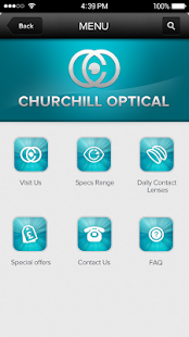 Churchill Optical- screenshot thumbnail