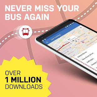 Birmingham Bus & Train Times - náhled
