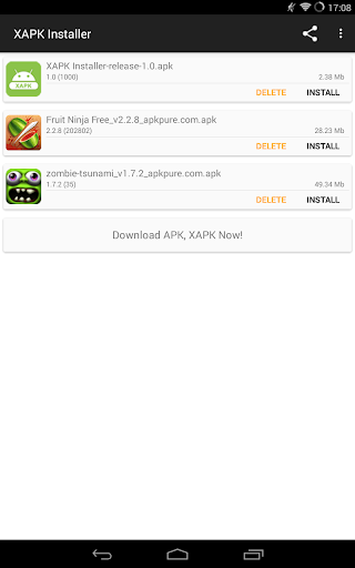 XAPK Installer screenshot 2