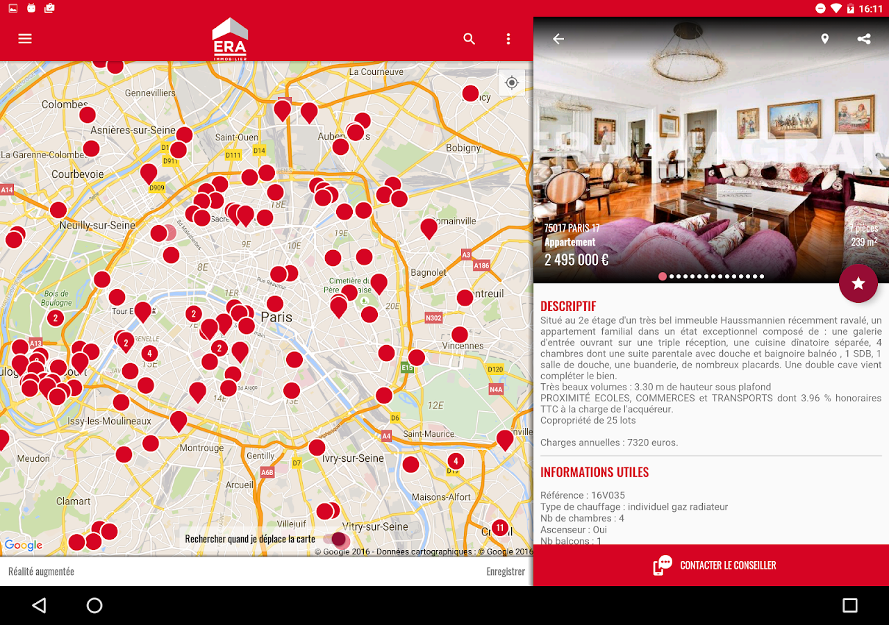 ERA Immobilier- screenshot