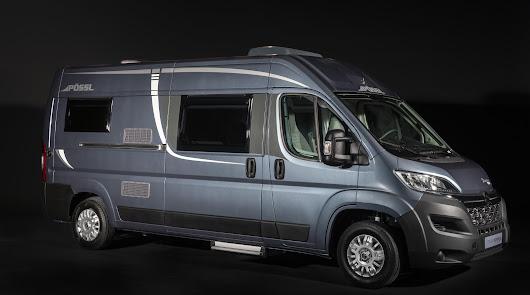 Gama Camper Citroën diseñada para la aventura