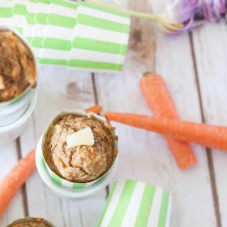 Banana Carrot Cake Muffins.