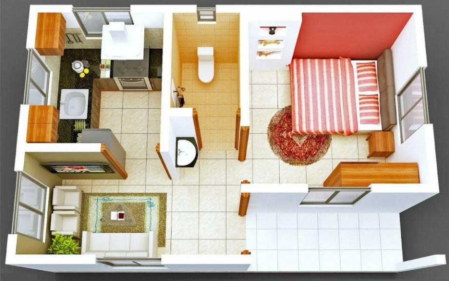 floor plan 3d is a free offline app that help you as planner to design