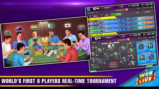 WCB LIVE Cricket Multiplayer:Play Free 1v1 Matches screenshots 8