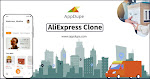 Launch a fully-functional, feature-rich AliExpress clone