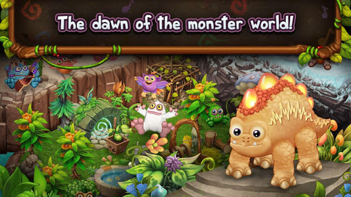 My Singing Monsters DawnOfFire Screenshot