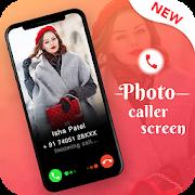 Photo Caller Screen: HD Photo Caller ID