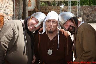 Photo: Bumseköpfchen nicht ohne Helm. Macht Aua!