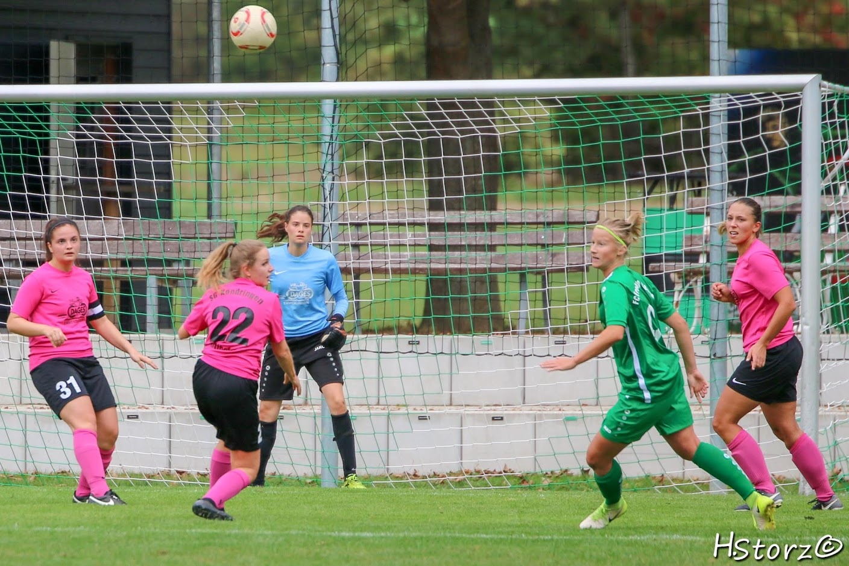 Verbands-Pokal SGK – FC Freiburg-St. Georgen  0:6 (0:2)