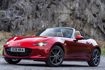 MX-5 gets more power