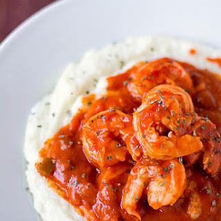 Creole Shrimp & Grits Recipe