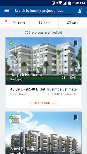RoofandFloor Property Search 1.0.0 screenshots 2