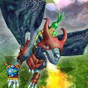 Dragon Hunting & Shooting - Dragons Battle Shooter