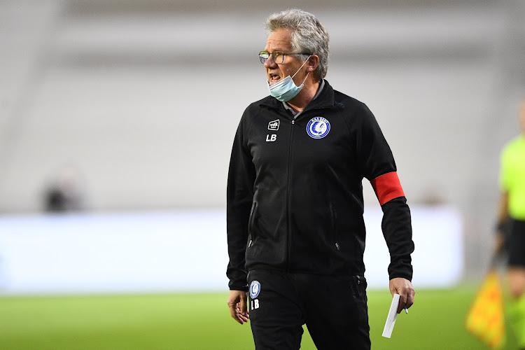 """Laszlo Bölöni: """"Je ne voulais pas de ce match"""""""