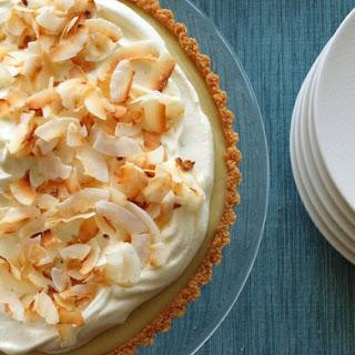 Coconut Dream Pie.