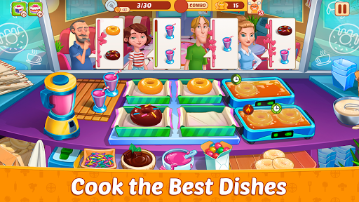 Crazy Restaurant Chef - Cooking Games 2020 1.2.8 screenshots 8