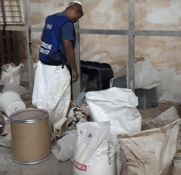 Police make R50m drug bust in Durban
