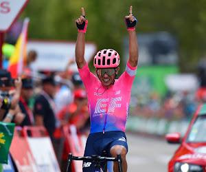 Victoire en solitaire sur la 18e étape de la Vuelta !