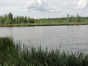 Photo: Озеро напротив базы рыбаков в Бедкаш.