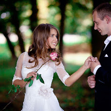 Wedding photographer Mikola Yackiv (Nickolas). Photo of 13.09.2013