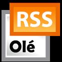 RSS Olé icon